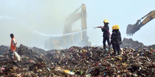 SC admonishes Centre for poor affidavit on solid waste management