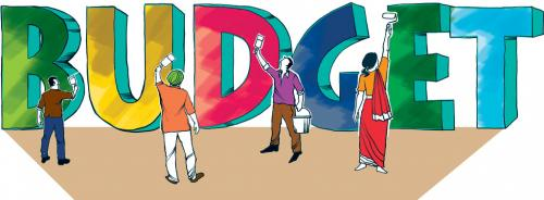 People's participation in formulating India's annual budget is negligible