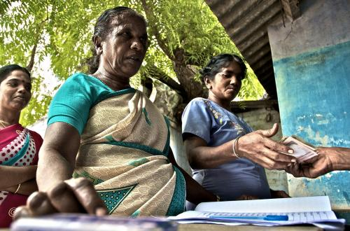 Cash-based aid not a silver bullet, but offers flexibility, choice to beneficiaries