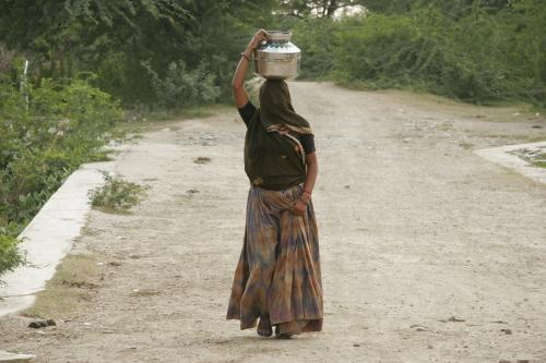 19% of world's people without access to clean water live in India