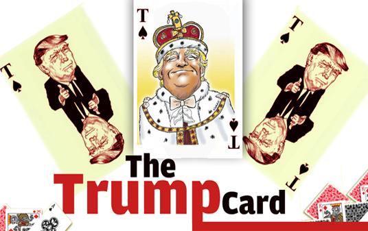 Infographic: Trump Card