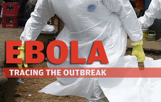 EBOLA: TRACING THE OUTBREAK