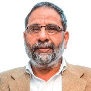 Sudhir Panwar is a member of the Uttar Pradesh State Planning Commission