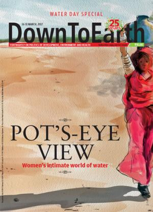 POT'S-EYE VIEW
