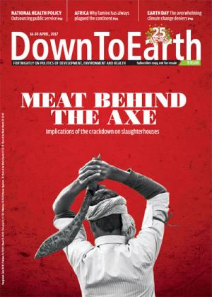 MEAT BEHIND THE AXE