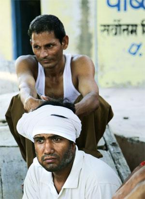 पिछले तीन दशकों में भारत में उच्च रक्तचाप की से प्रभावित लोगों की संख्या तेज़ी से बढ़ी है।  (फ़ोटो: विकास चौधरी )
