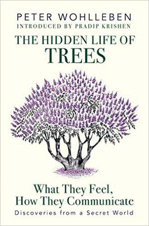THE HIDDEN LIFE OF TREES  <br />