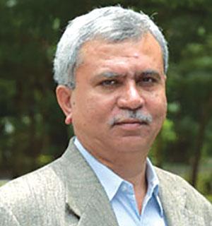 त्रिलोचन शास्त्री - प्रोफेसर, भारतीय प्रबंध संस्थान, बंगलूरू