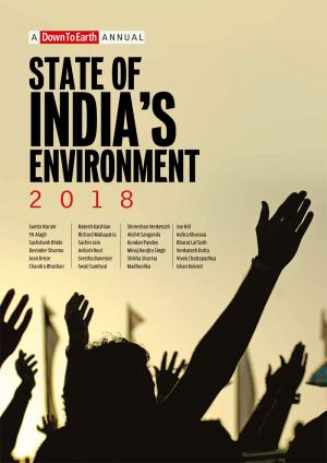 STATE OF INDIA'S ENVIRONMENT 2018