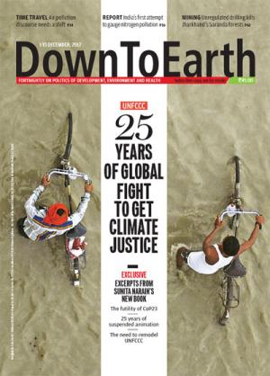 25 years of global fight to get climate justice