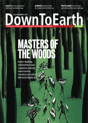 MASTERS OF THE WOODS