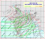 Monsoon progresses over Maharashtra, Bihar and Jammu & Kashmir