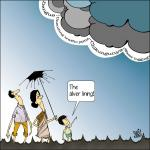 Cascading impact of monsoon