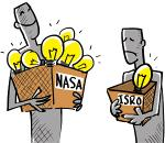 Indian patents make no dent in space