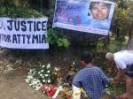 Environmental lawyer killed in the Philippines