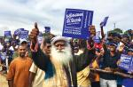 Rally for Rivers is based on impractical ideas