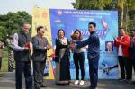 Ahead of 105th Indian Science Congress, Manipur governor flags off Vigyan Jyot rally