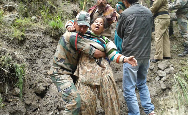 In Uttarakhand, army has undertaken rescue and relief operations in four sectors — Harsil, Kedarnath, Joshima