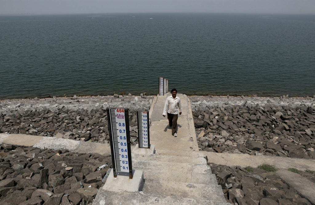23 major reservoirs have deficient water levels; 18 are highly deficient