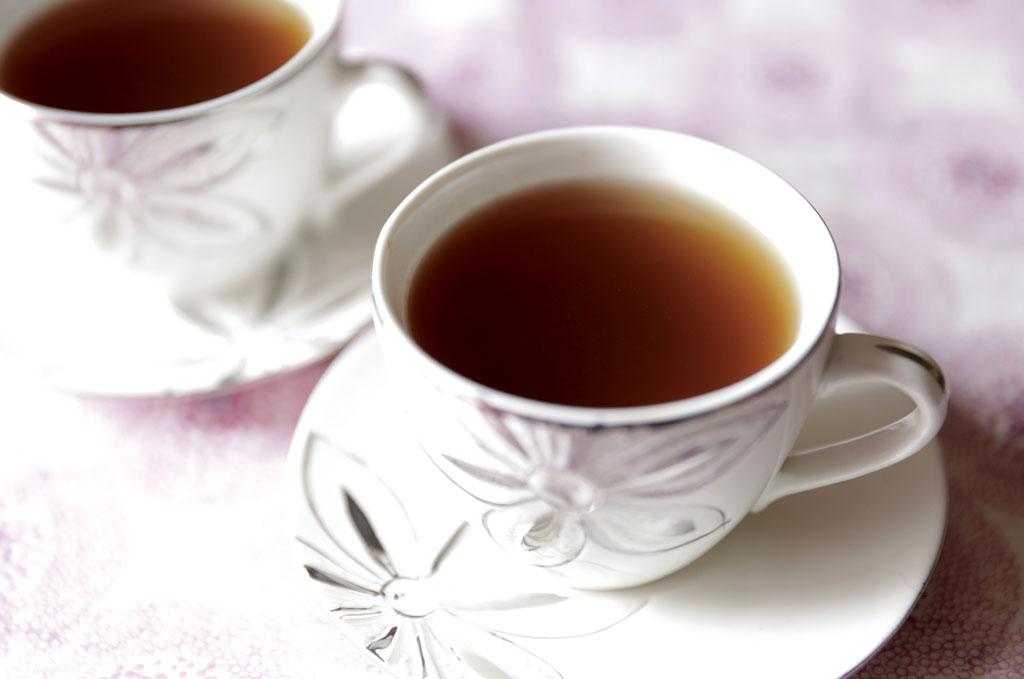 Purple my tea