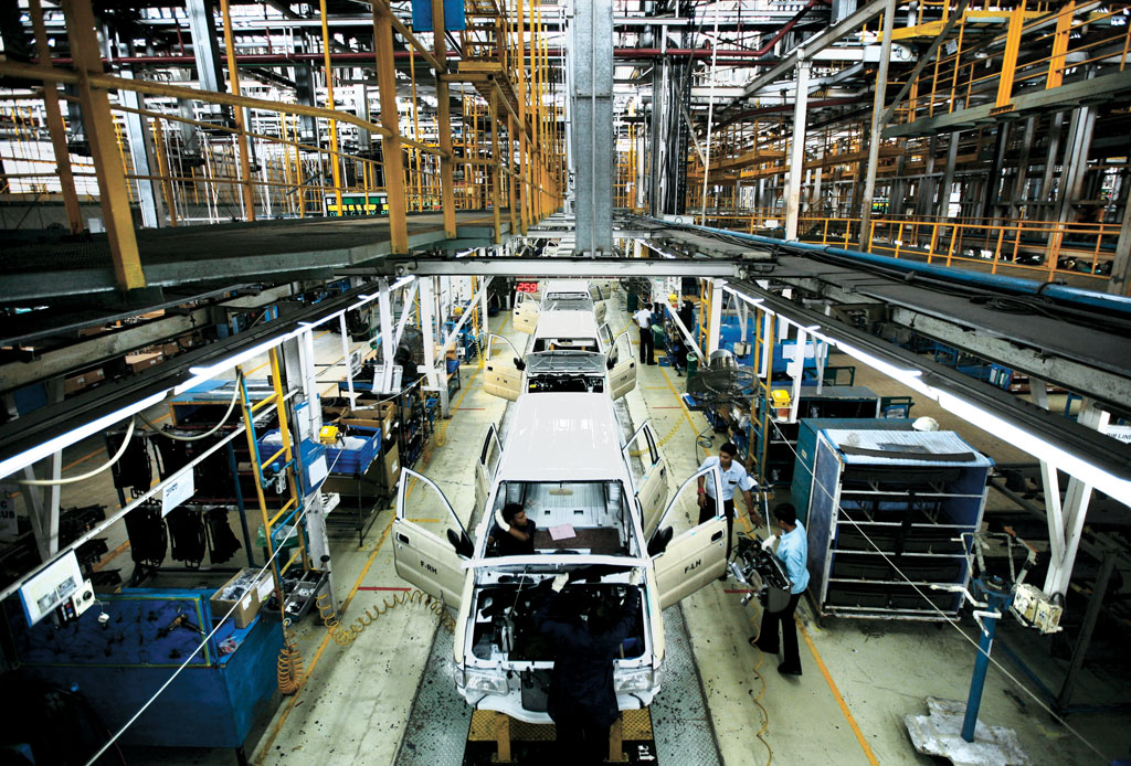 General Motors' Tavera