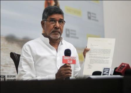 Children worst sufferers in drought-hit areas, says Satyarthi
