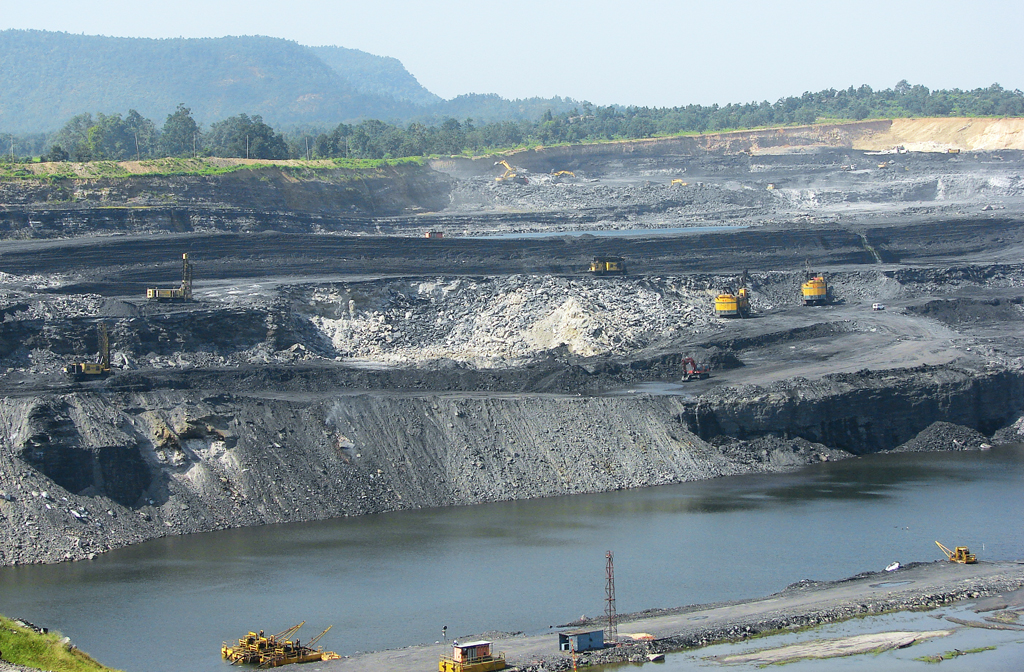 Coal mining in India has devastated large tracts of land and forests, and destroyed groundwater, rivers and communities (Sugandh Juneja)