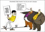 Hijacking big business' agenda