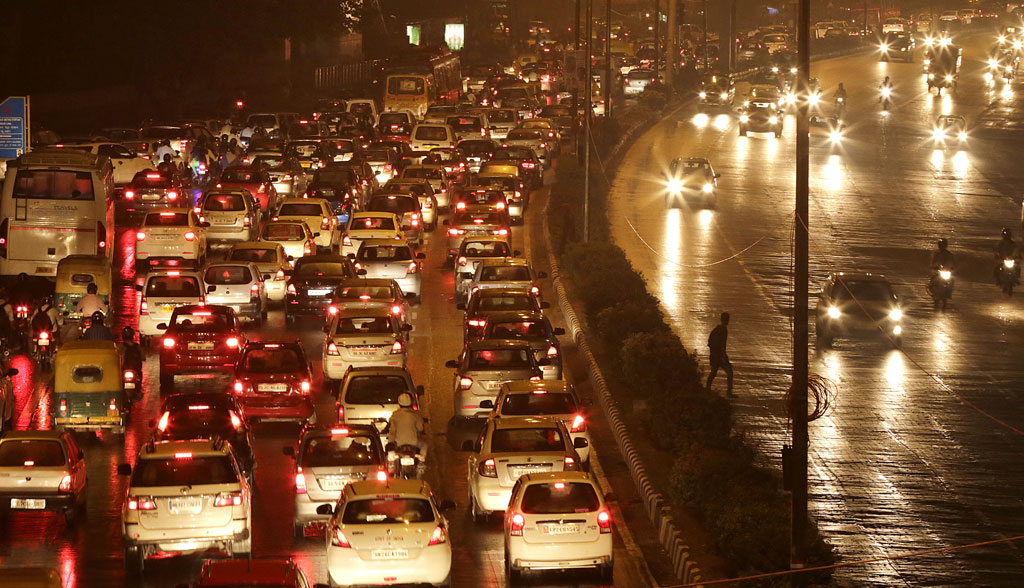 Delhi loses 80 lives to air pollution every day, says study