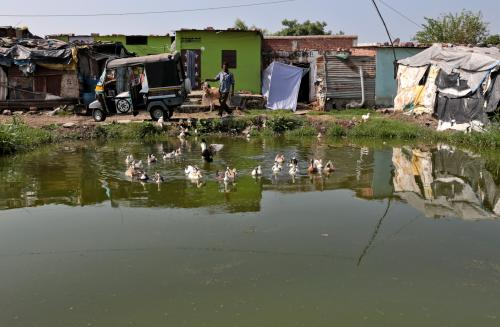 Gujarat high court orders fencing of water bodies in Thatlej area
