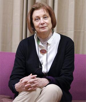 Professor Ebba Koch (Credit: Vikas Choudhary)