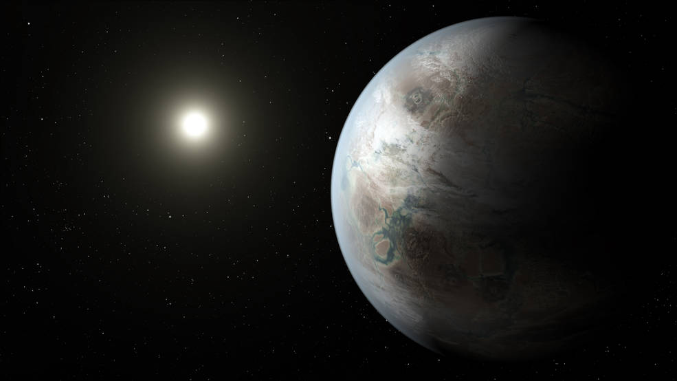 Earth 2.0: NASA finds planet's 'cousin' that could be supporting life