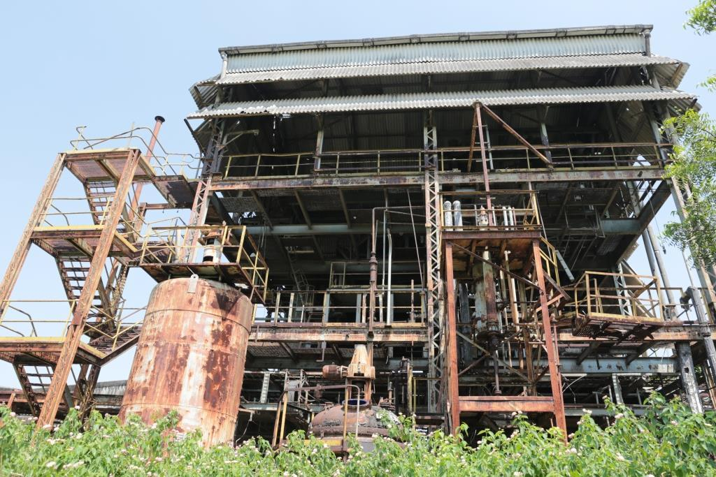 Union Carbide factory in Bhopal that met the disaster in 1984 (Photo: Vikas Choudhary)