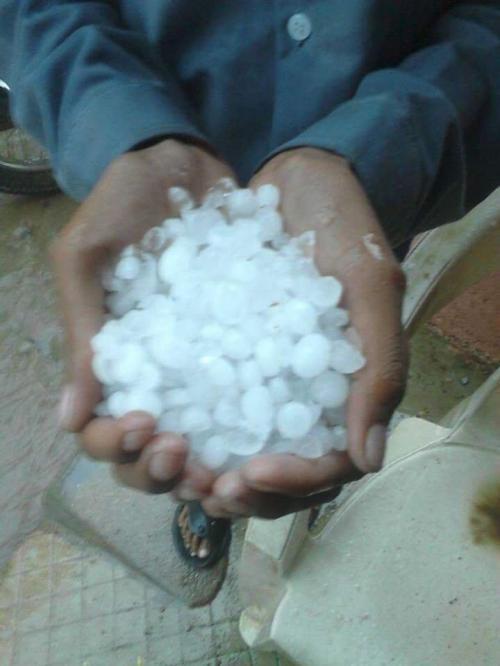 Hailstorm lashes parts of Rajasthan, Madhya Pradesh and Uttar Pradesh