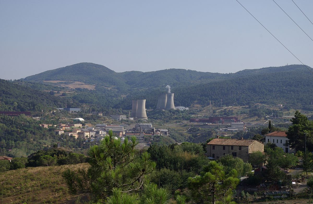 Tuscany gets the world's first integrated geothermal and biomass plant