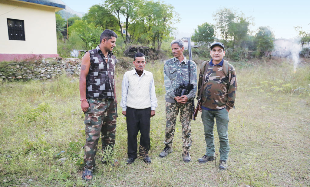 Joy Hukil (extreme