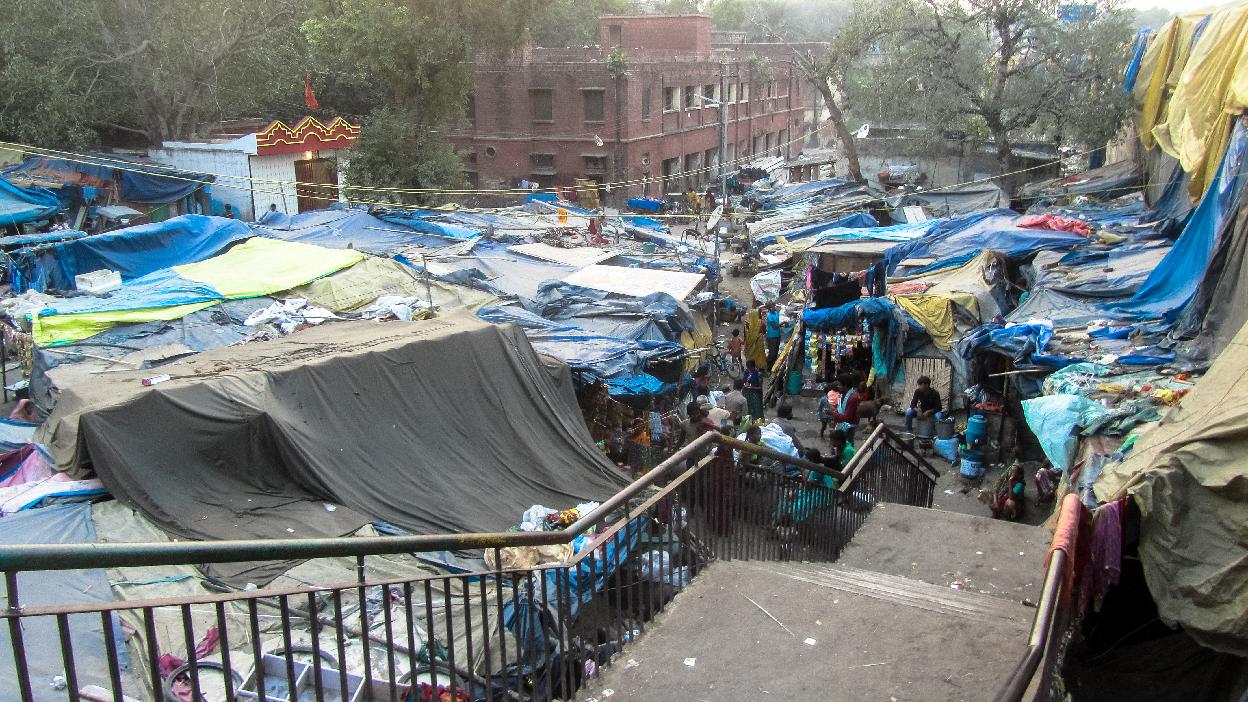 Slums and the story of India's housing crisis