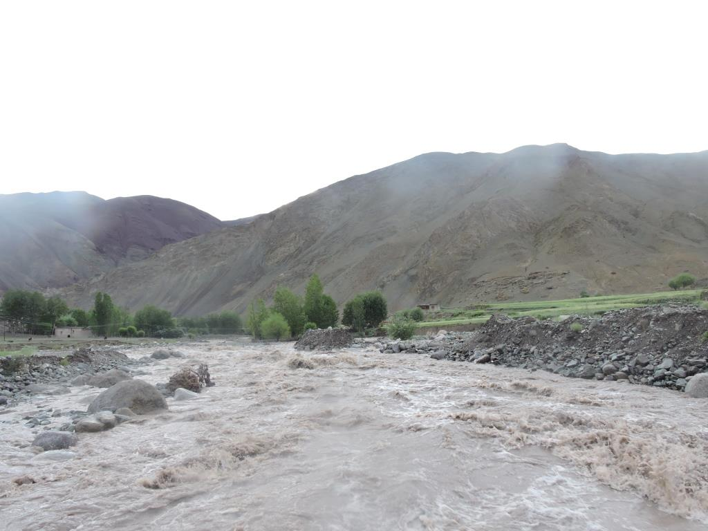 Angry Indus flows through Miru (Lead India)