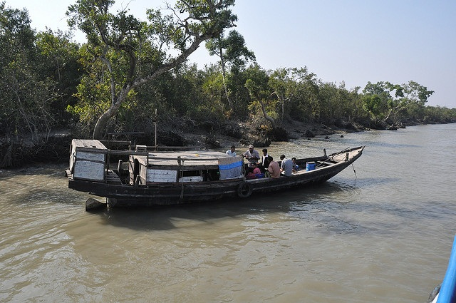In coastal areas like the Sundarbans, the rate of climate-induced migration remains high