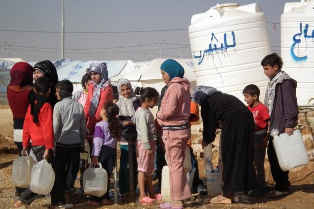 Water used as weapon of war in Syria, Gaza and Yemen