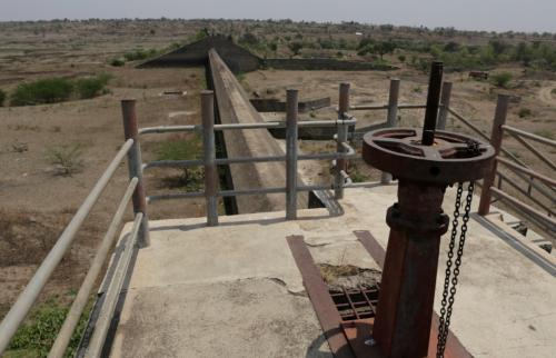 Irregularities mar irrigation projects in Maharashtra says CAG report