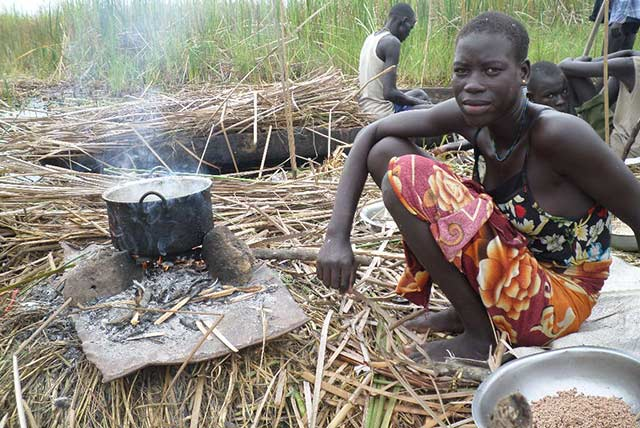 South Sudan in the throes of food insecurity