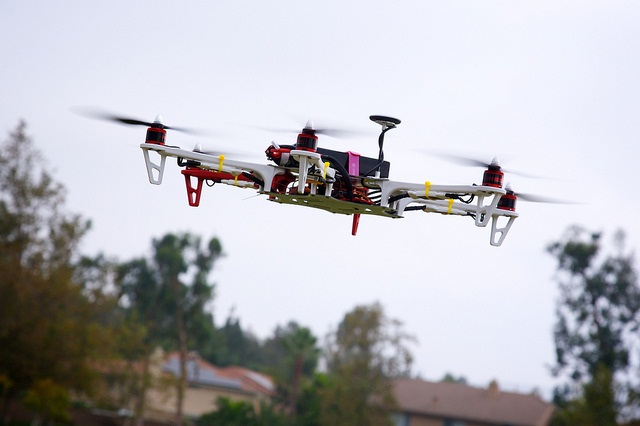 Drones help farmers in the Philippines tackle climate disasters