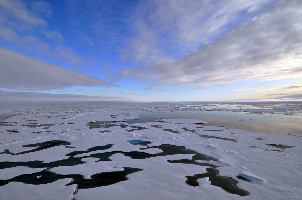 Arctic nations agree to bar fishing fleets from seas around North Pole