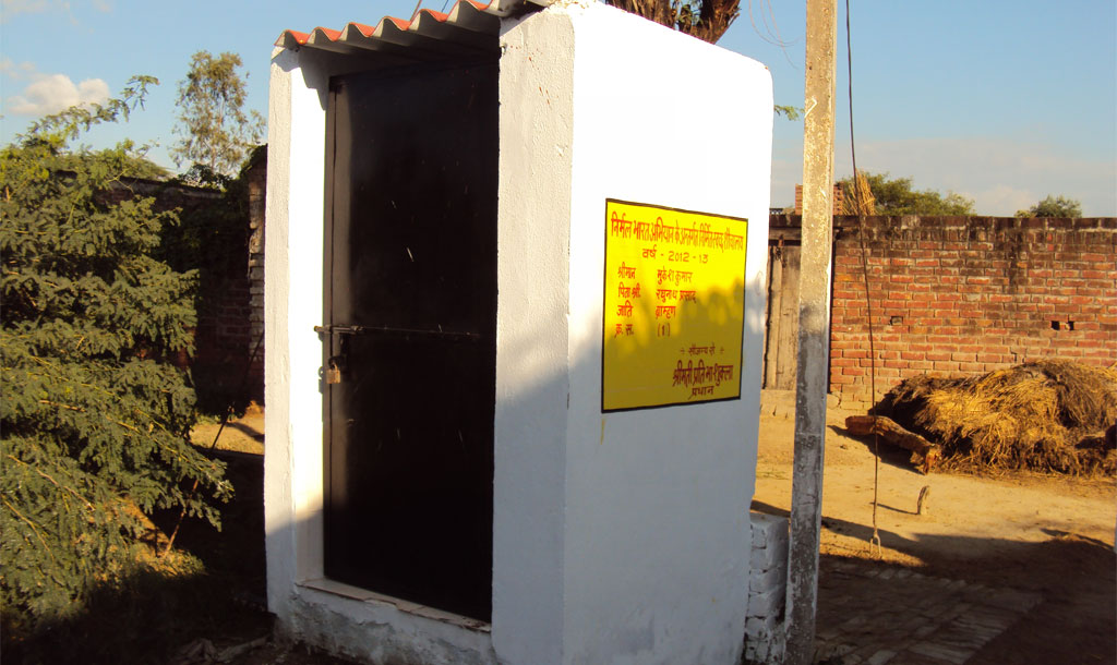 'People's movement needed for achieving open defecation-free India'