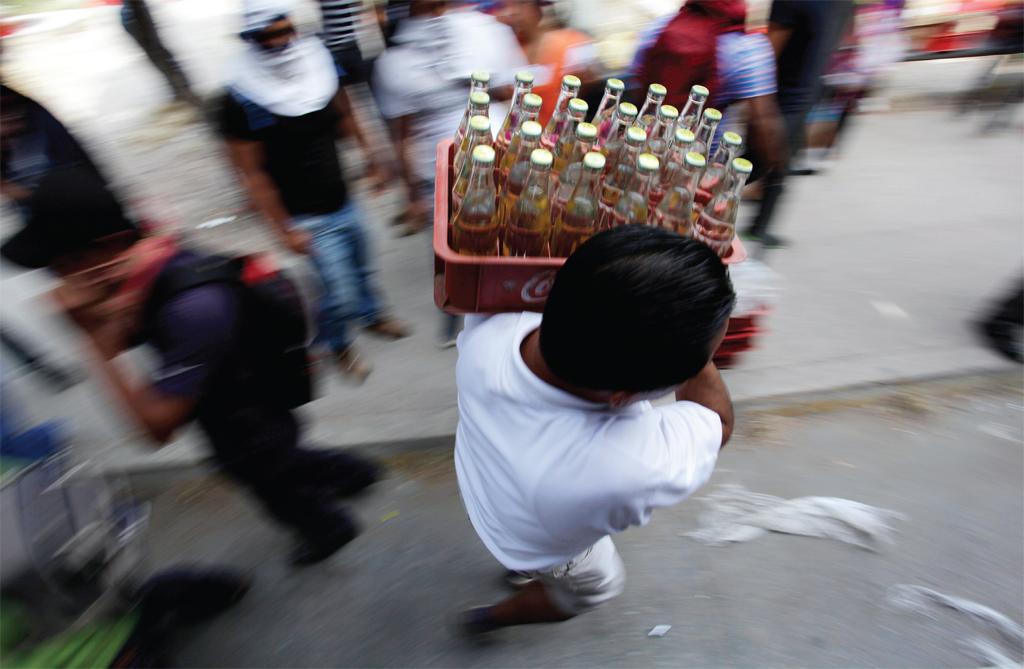 Precautionary trickle