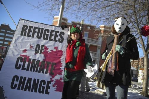 Climate change will be a growing driver of global migration: experts