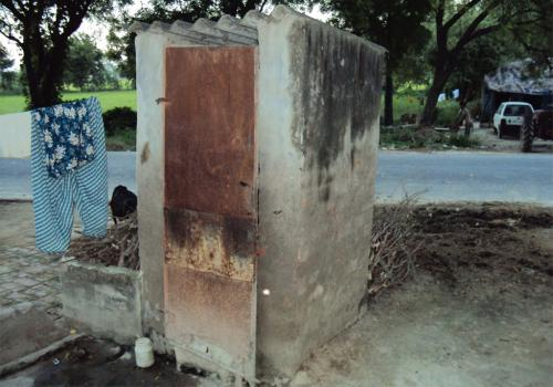 India leads the world's failure story in eradicating open defecation, malnutrition