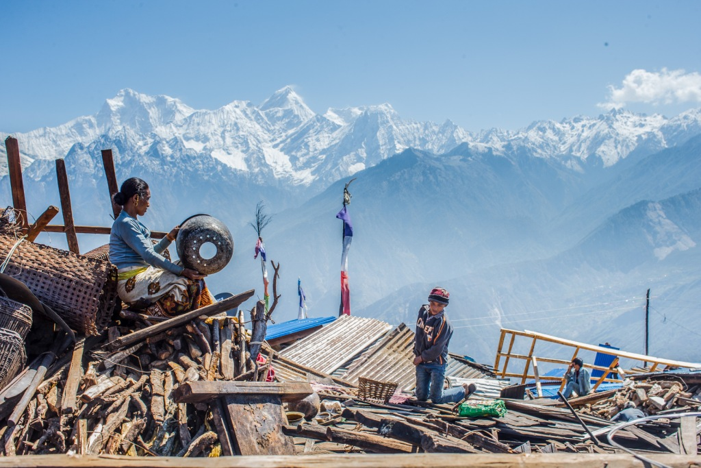 Seven months after earthquake, Nepal unlocks disaster funds