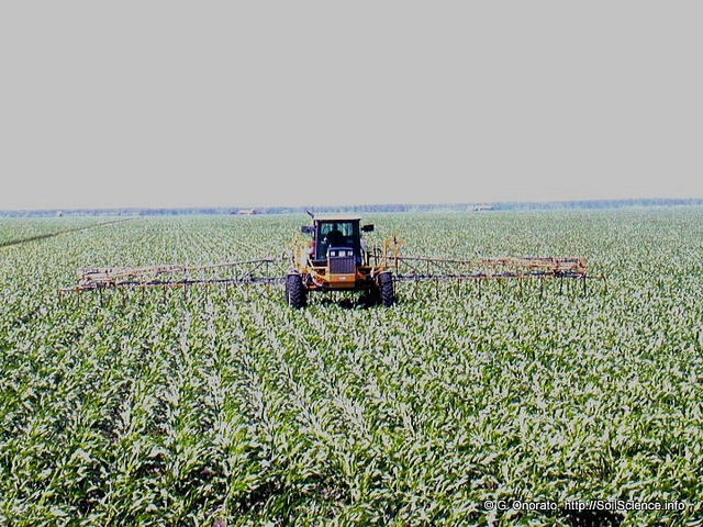 Fertilizer companies will not allow meaningful action in agriculture during COP 21: report
